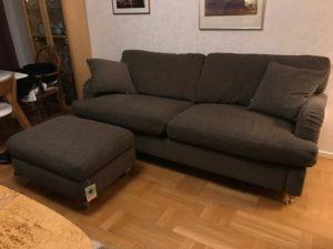 brighton soffa och puff järnforsen