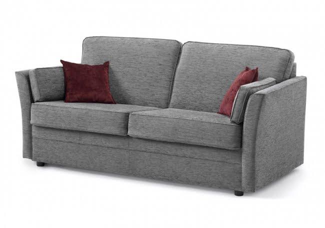 Visby resårbädd bäddsoffa göinge möbler