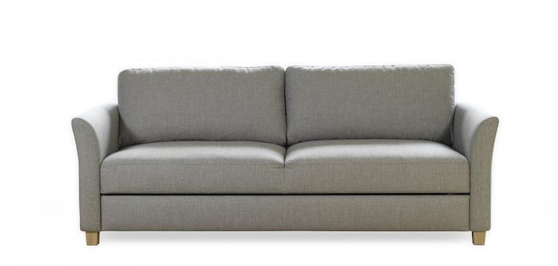 siena längsbäddad soffa