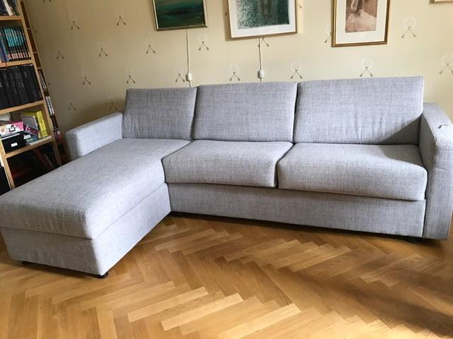 skagen divan light grey