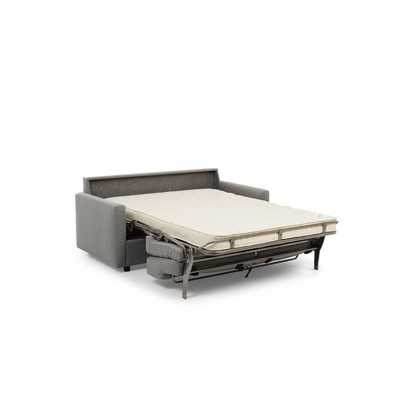 Bäddsoffa med divan och riktigt skön säng