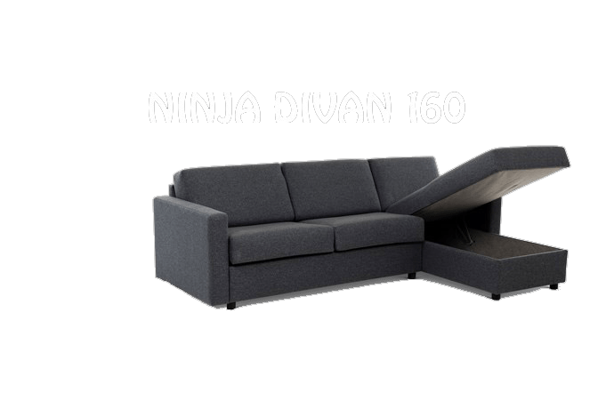 ninja divan 160
