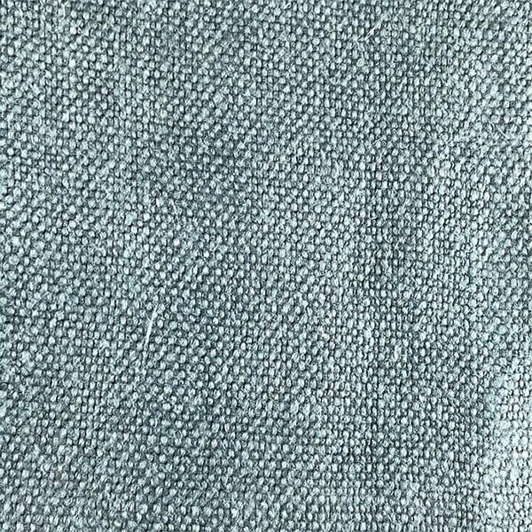 Blågrå newlin linnetyg soffa