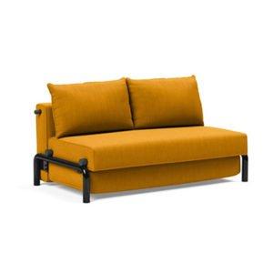 ramone bäddsoffa från innovation living orange