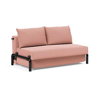ramone bäddsoffa från innovation living rosa