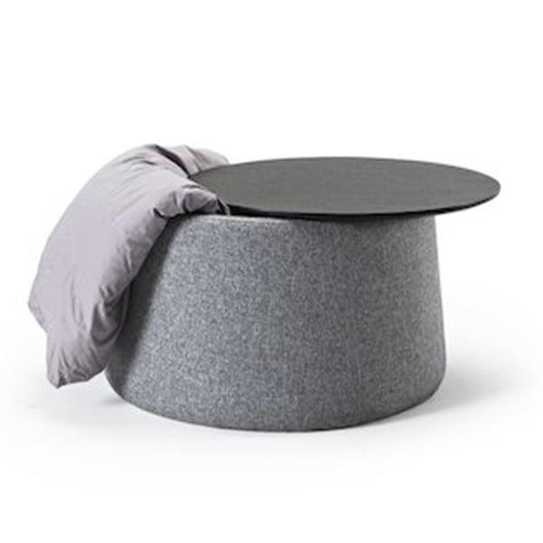 soffbord med förvaring