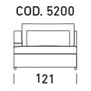121cm