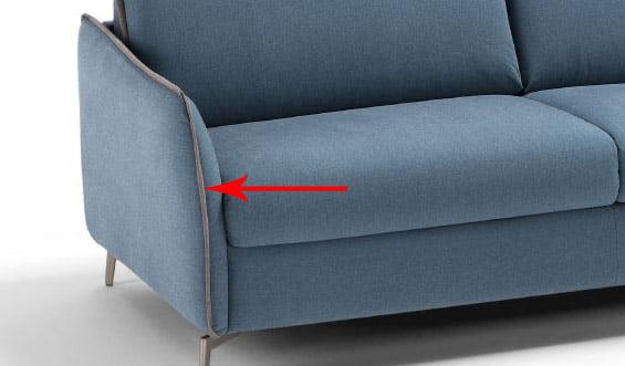 soffa med keder