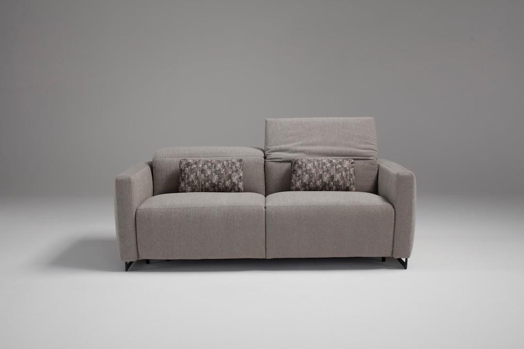 Duo bäddsoffa med recliner