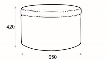 Store bordpall lmedium från Hovden